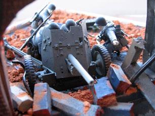 Немецкая противотанковая пушка PAK-36