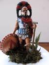 Спартанский командир V век до н.э.